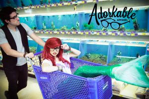 Adorkable Apparel Mermaid Style by TheRealLittleMermaid