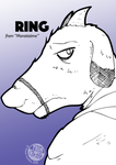 DA Comic Archives Reward: Ring by NyQuilDreamer
