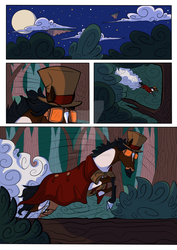 Bizarre Hunt - Chapter 2, Page 1 by Bard-Artist