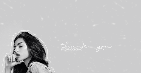 Thank you pack! by ciaracoloring