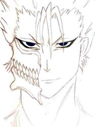 grimmjow by wintherqueen