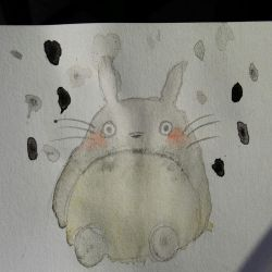 Totoro by candyt8