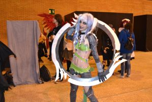 Tira - Soul Calibur 5 =) by Hana-Zone