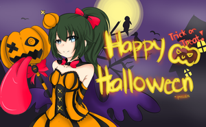 Happy Halloween! by psiren018