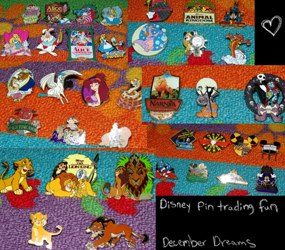 decemberdreams +Pin Trading+ by disney-parkhoppers