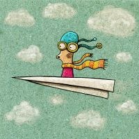 Paperplane 2 by MaComiX