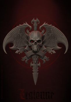 Vampire Counts logo by FirstKeeper