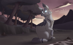 lakeside [jayfeather] by Jay-Pines