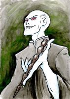 Voldy Voldy Voldemort by jackiemakescomics