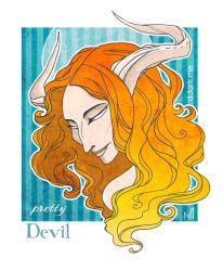 Demoness by diadark
