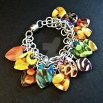 Sweet Treats Scalemaille Bracelet by Rosie-Periannath