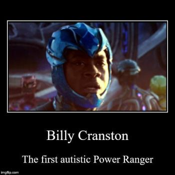 Blue Ranger (2017) Motivational by animetrain027