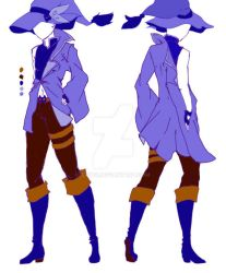 Mahou Shoujo Suit Male by eitho