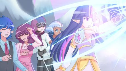 Rescue (Pic of the Week S5E02) by JonFawkes