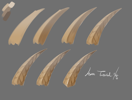horn tutorial by Ganym0