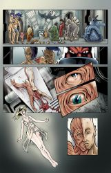 Draxx Issue 2 pg 9 Colors by MCarmean