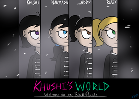 Khushi's World - Welcome to the Black Parade by Khushi-1428