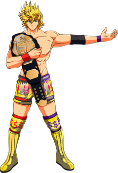 Commission: Rainmaker Roxas by R-Legend