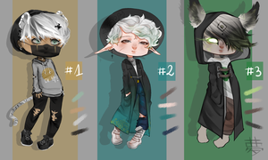 Boys adoptables //OPEN// by shadawe