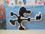 LEGO  Mr. Game n Watch by ProfMadness
