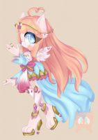 Collab - Lovely Lindsay by Shadatanish-Divine