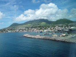 St. Kitts - Basseterre by Mittelfranke
