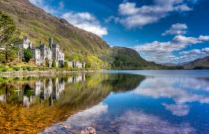 Castle in Ireland by ludvdani