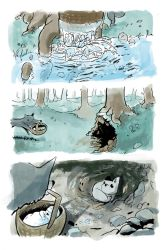 The Woodsman Page 3 by lookhappy