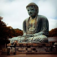 The Great Daibutsu by nathanspotts