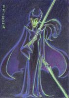 Maleficent Absolute Sith Goddess by LEXLOTHOR