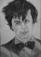 Billie Joe Armstrong drawing by TubbieHead