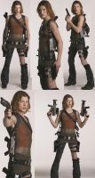-Milla Jovovich- by KB-RE-Obsessed