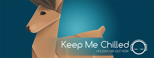 Reindeer Origami for Keep Me Chilled by dendoona