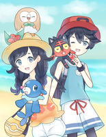 Alola!! by Miihuu