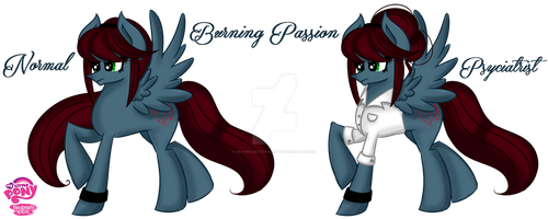 Burning Passion Profile by MLP-ProjectAnarchy
