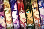 SPEEDART: Uta no Prince Sama Legend Star: STARISH by MissKilvas