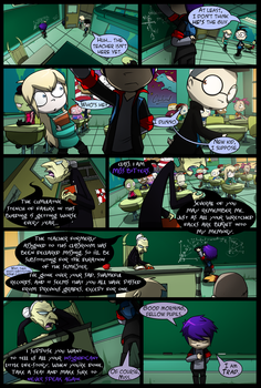 Duality Chapter 2 - Page 5 by Scypod