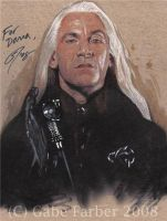 Lucius Malfoy by TheAphex by tavington