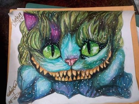CHESHIRE! by lynelafour
