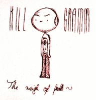Kill'o Gramm - The weight of feels by Loupyboy