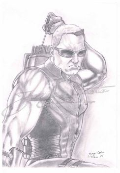 Hawkeye WM by Eltygre