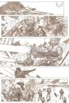 Worst Enemy Page 1 Pencils by kameleon84