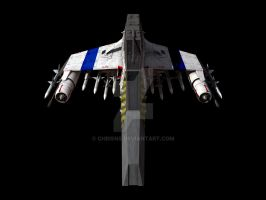 E-Wing, Interceptor Loadout by ChrisNs