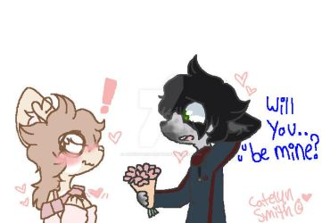 *:Ask the friendly creations 2# love?:* by BunnyQueen-Koipop