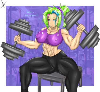 Becky lifting by sixpathsoffriendship
