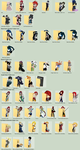 Folder Icon All List + Download [Part1] by Hinatka3991