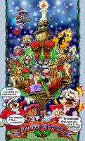 Christmas pic 2007 by Re3andScotty