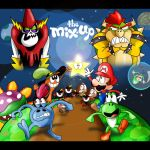 Wander Over Mario's Galaxy by xeternalflamebryx