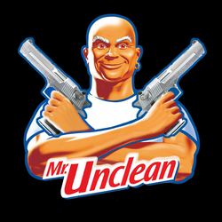 Mr. Unclean by Valdevia