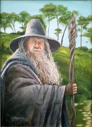 Gandalf by MommySpike